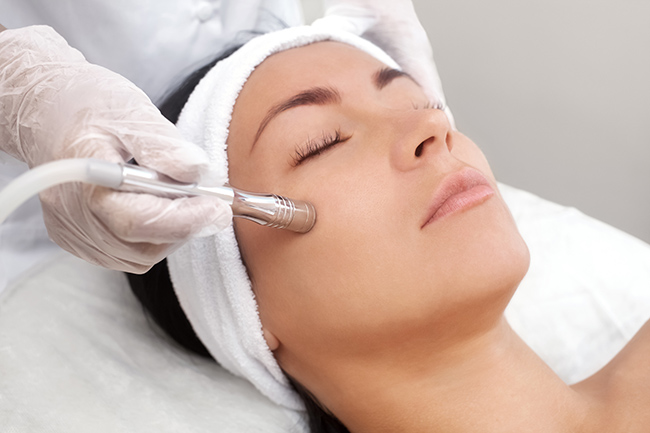 Microdermabrasion Treatments Bloor West Village